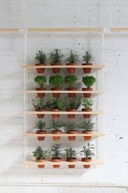 Easy Herbs To Grow Inside by 65 Inspiring Diy Herb Gardens Shelterness