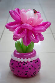Table Top Balloon Centerpieces by Best 20 Balloon Flowers Ideas On Pinterest Balloon Show Baby