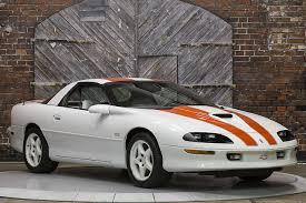 1997 chevrolet camaro ss 1997 chevrolet camaro ss 30th anniversary lt4