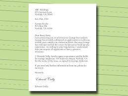Signed Cover Letter How To Set Out A Cover Letter Images Cover Letter Ideas