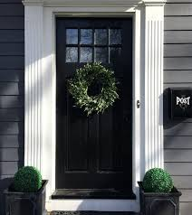 Exterior Doors Home Depot Black Front Doors For Homes Black Exterior Doors Home Depot Hfer