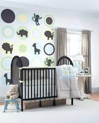 décoration chambre bébé jungle stickers pour chambre bebe deco chambre bebe jungle dacco chambre
