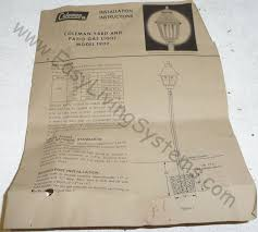 What Is Patio Gas by Historical Archival Information For Gaslite Outdoor Gas Street