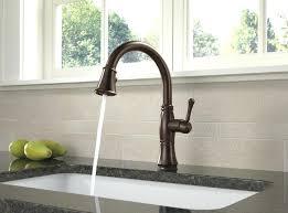 bisque kitchen faucet delta savile kitchen faucet shn me