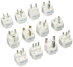 travel adapters images 12pc international travel adapter plug set gp 12pk grounded jpg