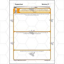 changing sound air vibrations planbee single lesson