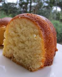 lemon pound cake this recipe is from the famous ritz carlton