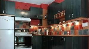 feuille de m amine cuisine des armoires en bois en mélamine ou en thermoplastique aménagement