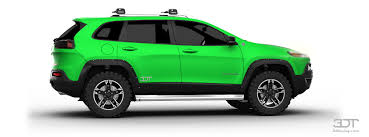 3dtuning of jeep cherokee eu suv 2013 3dtuning com unique on