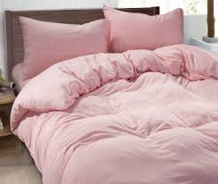 100 Linen Duvet Cover 100 Linen Pink Duvet Cover Pink Bedding Set Handcrafted By