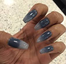 ombre nail design tumblr nails of the week the eleventh letter