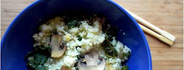 comment cuisiner le chou fleur comment faire du riz de chou fleur vidéo de ma recette de riz