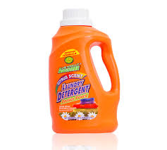 la totally awesome awesome citrus scent laundry detergent orange power la s totally