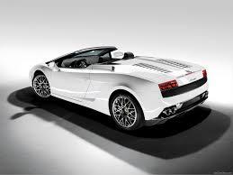 Lamborghini Gallardo White - lamborghini gallardo lp560 4 spyder 2009 pictures information