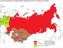 Georgia Country Map The Transition Economies Of The Former Soviet Union What Business