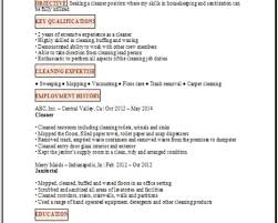 cleaner cover letter cover letter for cleaning job sample create