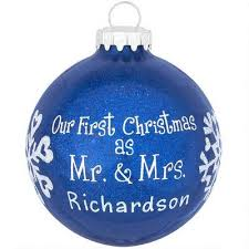 personalized wedding christmas ornaments 80 best christmas engaged wedding images on