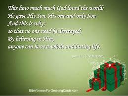bible verses christmas cards