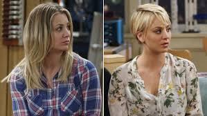 why did penny cut her hair big bang theory penny haircut season 8 hair