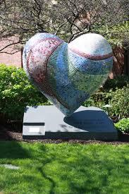 Ceramic Garden Spheres Nebraska By Heart Sculptures To Be Auctioned Oct 6 Local