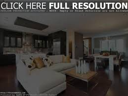 open kitchen living room floor plans surprising kitchen living room design ideas