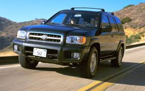 nissan jeep 2000 2001 nissan pathfinder information and photos zombiedrive