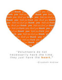 why volunteer work is thrifty volunteer work