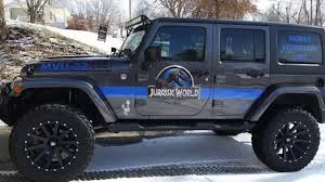 Jeep Confirms 2018 Jurassic Park Jurassic World Edition Wranglers