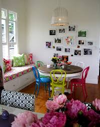 Colourful Modern Interior Design With Vintage Touch IDesignArch - Modern and vintage interior design