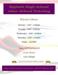 ernest righetti high school yearbook ernest righetti high school news tutoring schedule