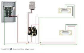 277 volt photocell controlled lighting wiring diagram photocell