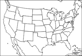 us map fillable united states of america usa free maps free blank maps free