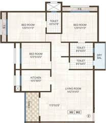 Icon Floor Plan Rattan Icon In Seawoods Mumbai Price Location Map Floor Plan