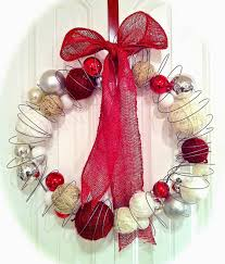 everyday donna no it s not a slinky diy wire wreath