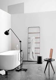 bathroom towel designs bath towel ladder design by norm architects for menu u2013 burke decor
