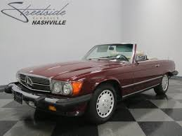 mercedes service records both tops mostly all original 560 some service records from