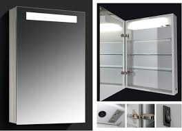 Bathroom Mirror Cabinet With Lights by Lighted Bathroom Mirror Dimmable Lighted Mirror Aurora 24 X 32