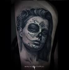tatuagem catrina o verdadeiro significado com 57 fotos
