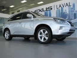 lexus rx 350 for sale in quebec 2013 lexus rx 350 premium i used for sale in laval lexus laval
