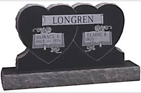 gravestones for sale pictures of heart shaped memorials and headstones for sale