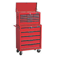 stanley 10 drawer rolling tool cabinet toolbox tool box tool storage screwfix com