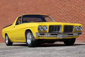 modified muscle cars sold holden hq u0027modified u0027 402ci v8 utility auctions lot 9
