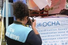 bureau de la coordination des affaires humanitaires nord kivu ocha dénonce l assassinat de deux travailleurs