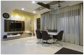 flat interior design for pinky agarwal by kam u0027s designer zone homify