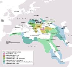 Ottoman Empire In Wwi The Fall Of The Ottoman Empire 1914 Wwi Study