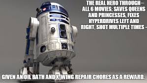 R2d2 Memes - bad luck r2 imgflip