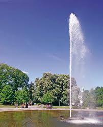 Kurpark Bad Oeynhausen Jordansprudel Staatsbad Bad Oeynhausen Zeit Für Kultur Und