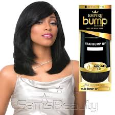 hair bump sensationnel human hair weave empire bump collection yaki bump 10