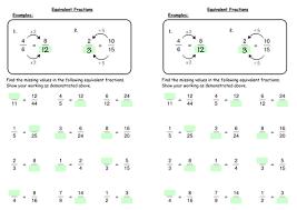 matching fractions worksheet u0026 equivalent fractions worksheet
