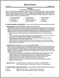 marketing account manager resume sample marketing resume the